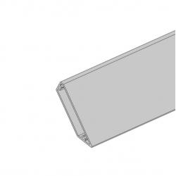 Lamellenprofil 44x75 mm