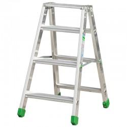 Alu Stufen Stehleiter Hobby